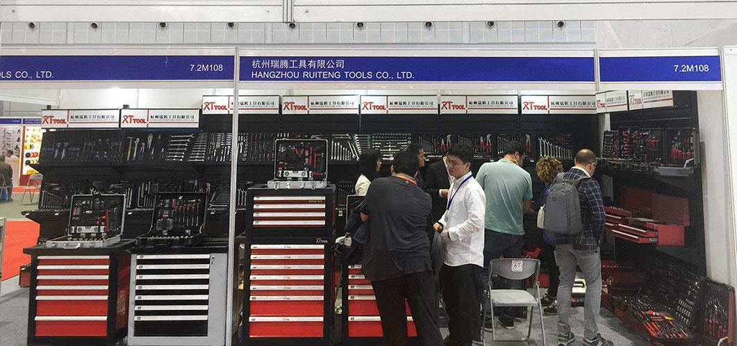 October 10-12, 2019 China International Hardware Show