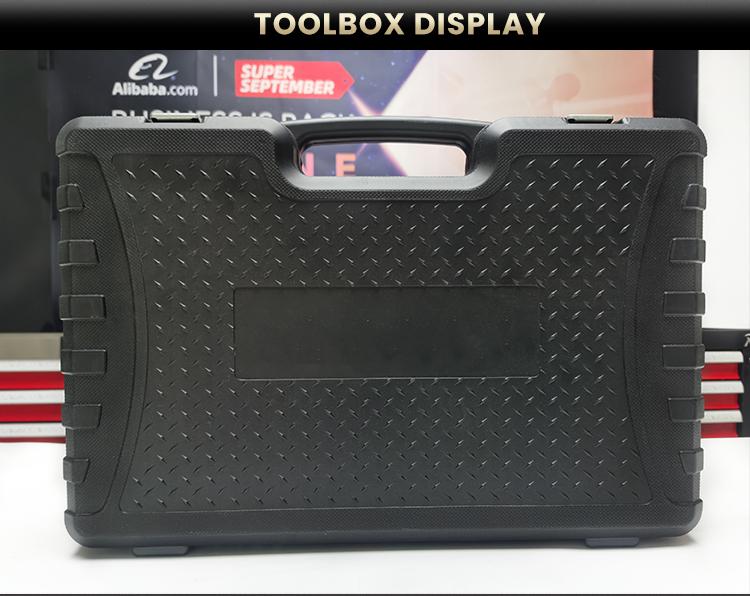 101pcs Professional Socket Screwdriver Bit Set Hand Tool Set
