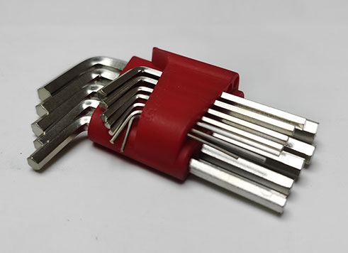 Tool matching choice: what tool, tool specification, style, quality, color