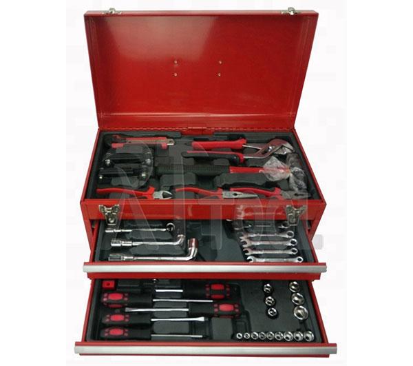 83PCS Iron Case Tool Set Tools High Quality Tool Set