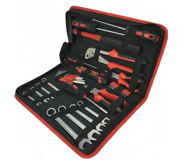 37pcs Hardware Tools Tool Set Equipment Mechanic Herramientas
