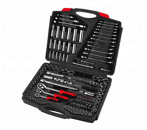 151Pcs Socket Spanner Tools, Professional Handy Tool Set