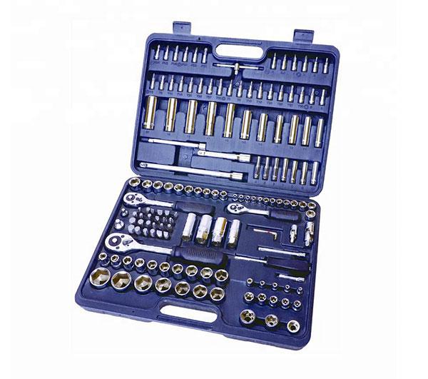 152pcs Automatic Tools, Mechanical Workshop Tools with Socket Tool Set