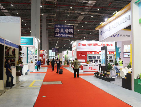 October 10-12, 2018 China International Hardware Show