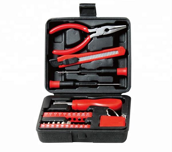 RTTOOL 26pcs Mechanic Repair Tools Automobile Tools Set Equipment