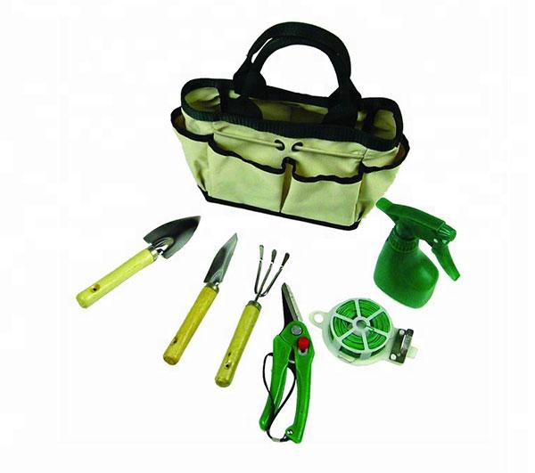 6pcs Professional Garden Tools in Hand Tool Set/Farm Tools and Names