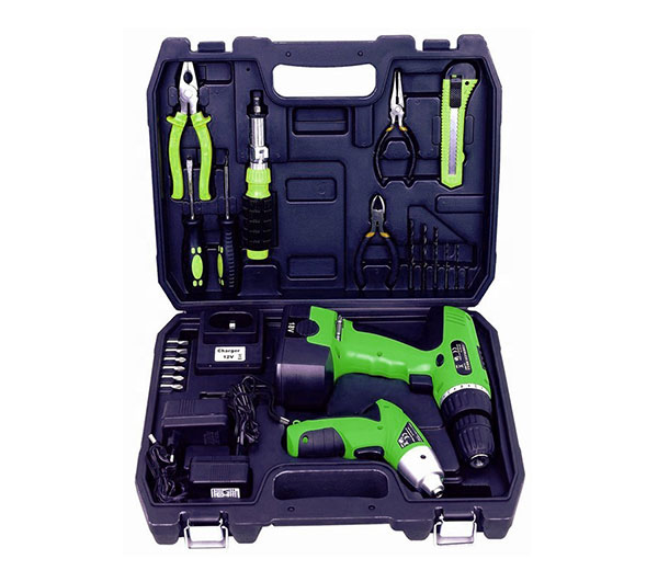 25 Sets of Professional Hand Tools and Power Tools for Household Use