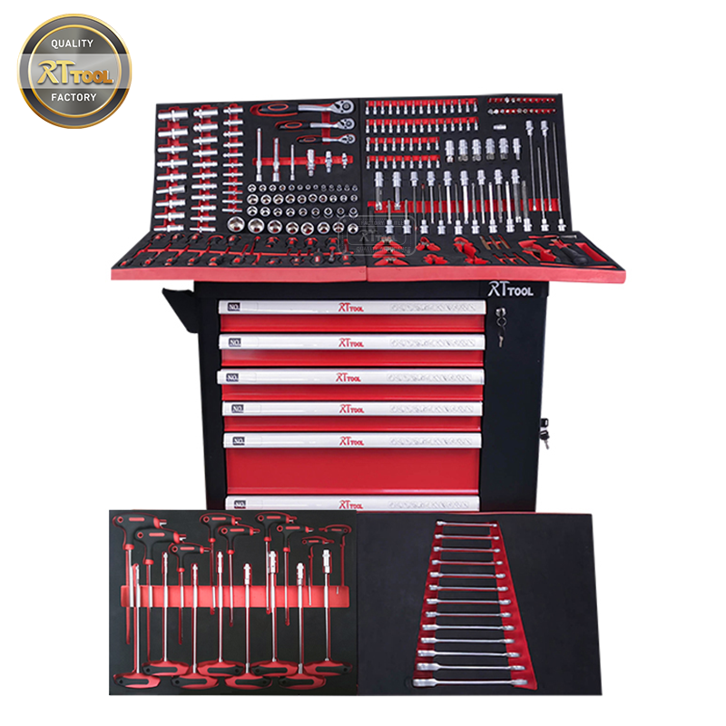 240pcs tools germany tools with cabinet