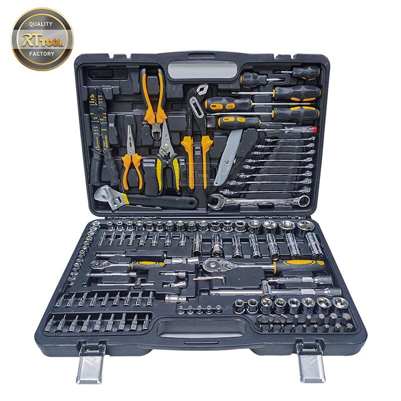 172pcs Professional Swiss Hand Tool Set