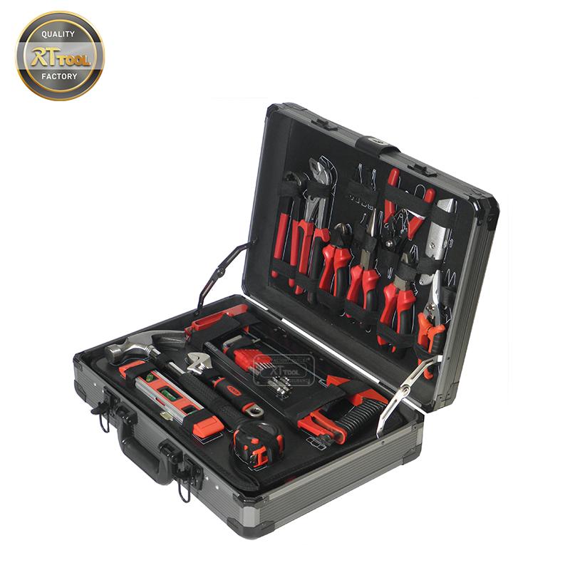 196 PCS Tools Set in Aluminum Case