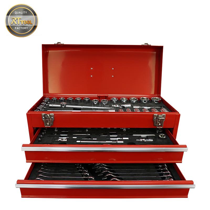 RTTOOL 86pcs 2021 Hot Sell PC Tool Set Professional Mechanic