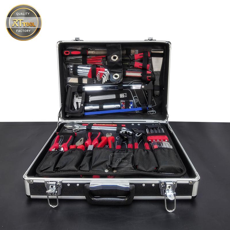 RTTOOL 228PCS Hand Tool Professional Set Household Automobile Tools Kit Set